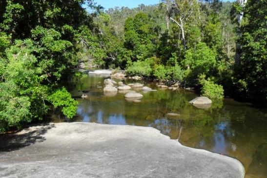 jumbun area -murray falls
